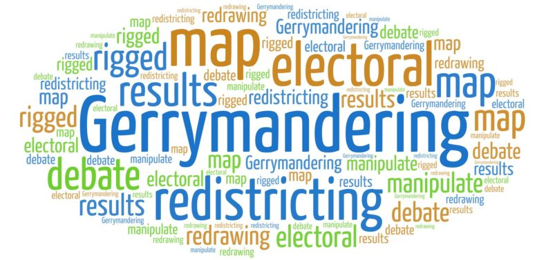 Gerrymandering. Credit - Flapole.com & EpicTop10.com